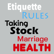 Knowing Your Marriage Etiquette