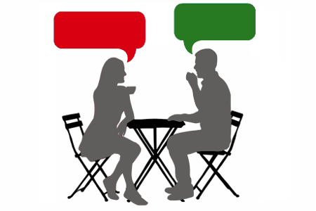 Couples conversation games