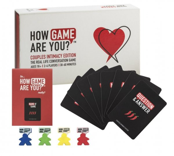 Couples Intimacy Edition game